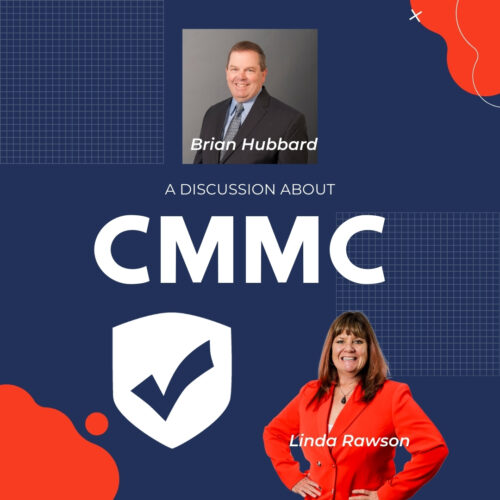Episode #3: CMMC with Brian Hubbard